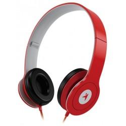 Гарнитура Genius HS-M450 накладные, 32Ом, 105дБ, Red