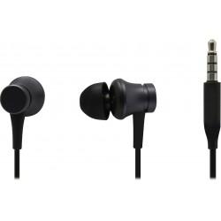 Гарнитура Xiaomi Mi In-Ear Headphones Basic (ZBW4354TY) вставные, 32Ом, кабель 1.2м, Black