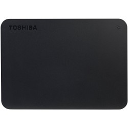 """Внешний жесткий диск Toshiba Canvio Basics (HDTB405EK3AA) черный (USB3.0,2.5"""",500Gb)"""