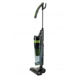 Пылесос вертикальный Kitfort КТ-525-3 Black/green (600Вт,объем 1.5л,циклонный фильтр)