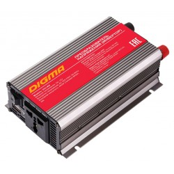 Автоинвертер Digma DCI-400 400Вт, 12В, от АКБ, порт USB