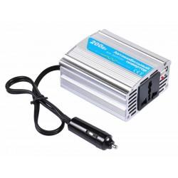 Автоинвертер Buro BUM-8103CI200 200Вт, от прикуривателя, порт USB 0,5А