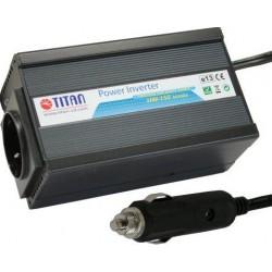 Автоинвертер Titan HW-150E1 150Вт, 12В, питание от прикуривателя