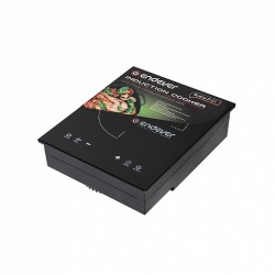 Плита настольная Endever IP-51 Black 1500Вт, конфорок-1, упр. сенсор., индукция