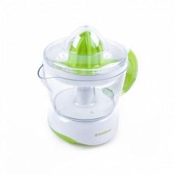 Соковыжималка Endever Sigma-66 White/green для цитрусовых, 40Вт, стакан 0.70л