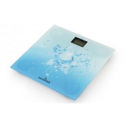 Весы Eurostek EBS-2601 Blue стекло, точность 0,1кг, макс. 180кг, авто вкл/выкл