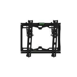 """Кронштейн Tuarex OLIMP-116 черный настенный,для тв,15-48"""",до 35кг,от стены 25мм,наклон 12°"""