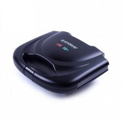 Сэндвичница Endever Skyline SM-22 Black 800Вт, антипригарное покрытие, защита от перегрева