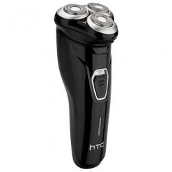Бритва HTC GT-606В Silver (Роторная,сухое,3 головки,вр. раб. 60мин.)