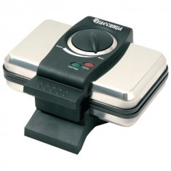 Вафельница Чудесница ЭВ-3Ч Black 1000Вт, форма вафель квадрат