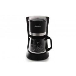 Кофеварка Eurostek ECM-6687 Black (680Вт,1.2л,капельная,тип кофе: молотый)