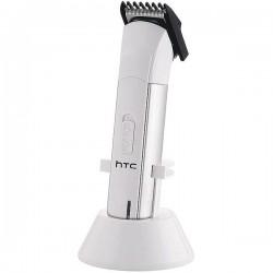 Машинка для стрижки HTC AT-532 White длина стрижки 3-6мм, 1 насадка, от сети/автоном. 45мин.