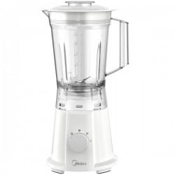 Блендер стационарный Midea MC-BL1004 White 800Вт, мерный стакан 1,25л