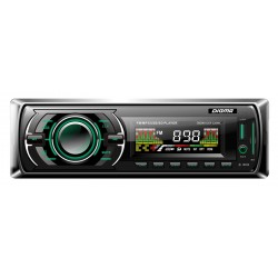 Автомагнитола Digma DCR-320MC 1DIN, 4x45Вт, MP3, FM, SD, USB, AUX