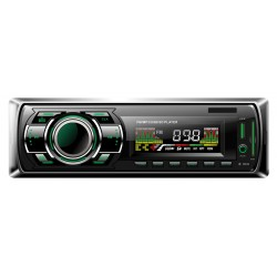 Автомагнитола Digma DCR-330MC 1DIN, 4x45Вт, MP3, FM, SD, USB, AUX