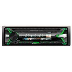Автомагнитола Digma DCR-400G 1DIN, 4x45Вт, MP3, FM, SD, USB, AUX
