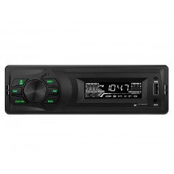 Автомагнитола Swat MEX-1032UBG 1DIN, 4x15Вт, MP3, FM, SD, USB, AUX