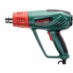 Фен технический Hammer HG2020A 2200Вт, до 500 л/мин, макс. темп. 600 градусов, 4 насадки, LED-индикация