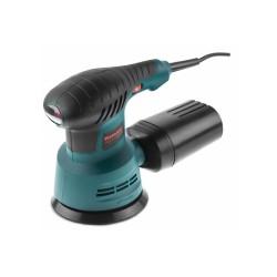 Шлифмашина эксцентриковая Hammer OSM300 300Вт, 12000 об/мин, 125мм, питание 220В