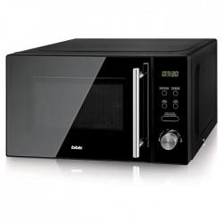 Микроволновая печь BBK 20MWG-732T/B-M Black (700Вт,20л,электр-е упр.,гриль)