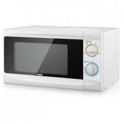 Микроволновая печь BBK 20MWS-703M/W White (700Вт,20л,механ-е упр.)