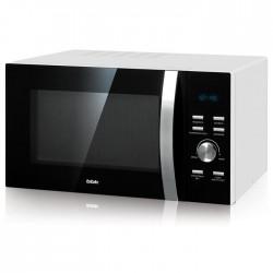 Микроволновая печь BBK 23MWS-827T/W White/black (800Вт,23л,электр-е упр.)