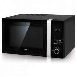 Микроволновая печь BBK 23MWS-828T/B Black (800Вт,23л,электр-е упр.)