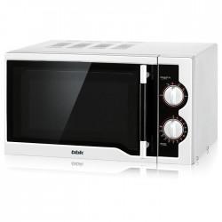 Микроволновая печь BBK 23MWS-928M/W White/black (900Вт,23л.)