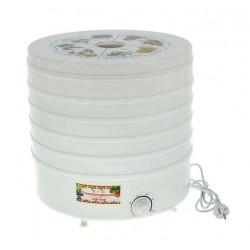 Сушилка для овощей Чудесница СШ-008 White 520Вт, 5 поддонов