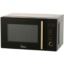 Микроволновая печь Midea AM820CMF Black (800Вт,20л,электр-е упр.)