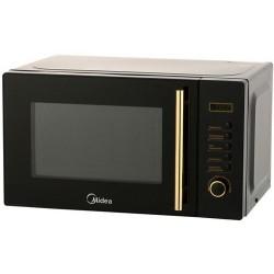 Микроволновая печь Midea AM820CMF Black (800Вт,20л,электр-е упр.)
