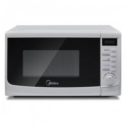 Микроволновая печь Midea AM820CWW-W White (800Вт,20л,электр-е упр.)