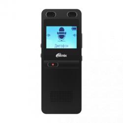 Диктофон Ritmix RR-910 4Gb/mSD FM,формат записи-WMA,MP3