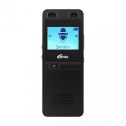 Диктофон Ritmix RR-910 8Gb/mSD FM,формат записи-WMA,MP3