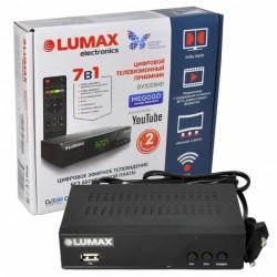 Цифровая приставка DVB-T2 Lumax DV3205HD