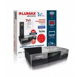 Ресивер DVB-T2 Lumax DV3211HD