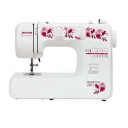 Швейная машина Janome Home Decor 2077 (электромеханическое управ.,реверс,15 операций,свет)