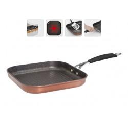 Сковорода-гриль NADOBA MEDENA (728720) 26*26см,для всех типов плит