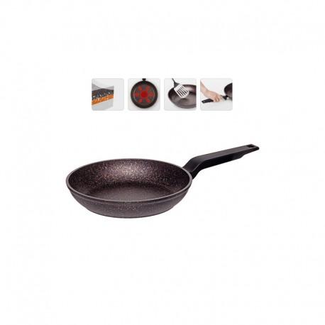 Сковорода NADOBA KOSTA (728918) 24см,алюминий,антиприг.покрытие,для всех типов плит