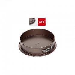 Форма для выпечки NADOBA LIBA (761110) 26*7см,круглая,разъемная,стальная,антиприг.покрытие