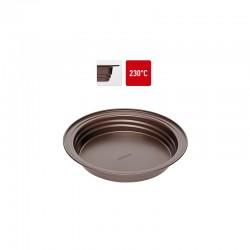Форма для выпечки NADOBA LIBA (761111) 26.5*4.3см,круглая,стальная,антиприг.покрытие