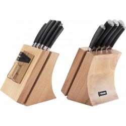 Набор ножей NADOBA DANA (722515) 5ножей,подставка с ножеточкой