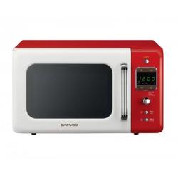 Микроволновая печь DaewooKOR-6LBRWR White/red (800Вт,20л,электр-е упр.)