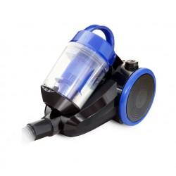 Пылесос Ginzzu VS422 Black/blue (1600Вт,мощ. вс. 270Вт,объем 1.3л,циклонный фильтр)