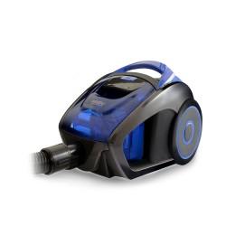 Пылесос Ginzzu VS429 Grey/blue (1600Вт,мощ. вс. 290Вт,объем 1.5л,циклонный фильтр)