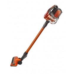 Пылесос вертикальный Ginzzu VS401 Orange (100Вт,объем 0.8л,циклонный фильтр,АКБ 2200мАч)