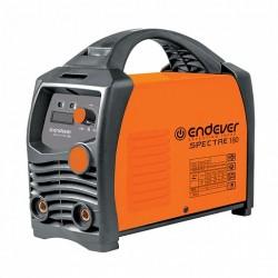 Сварочный аппарат Endever SPECTRE-180 7,3кВт, 160А, 30-108А, инверторный (MMA), электроды 1,6-4,2мм