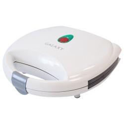 Орешница Galaxy GL 2952 White 850Вт, антипригарное покрытие, индикатор работы