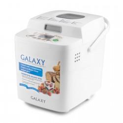 Хлебопечь Galaxy GL 2701 White (600Вт,вес выпечки 0.75кг,19 программ)