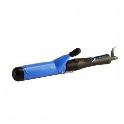 Щипцы для завивки Galaxy GL 4611 Grey/blue 40Вт, керамическое покрытие, регулятор температуры